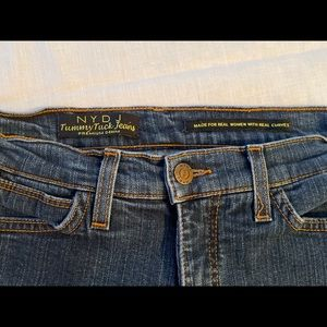 NYDJ not daughter jeans tummy tuck 4 26